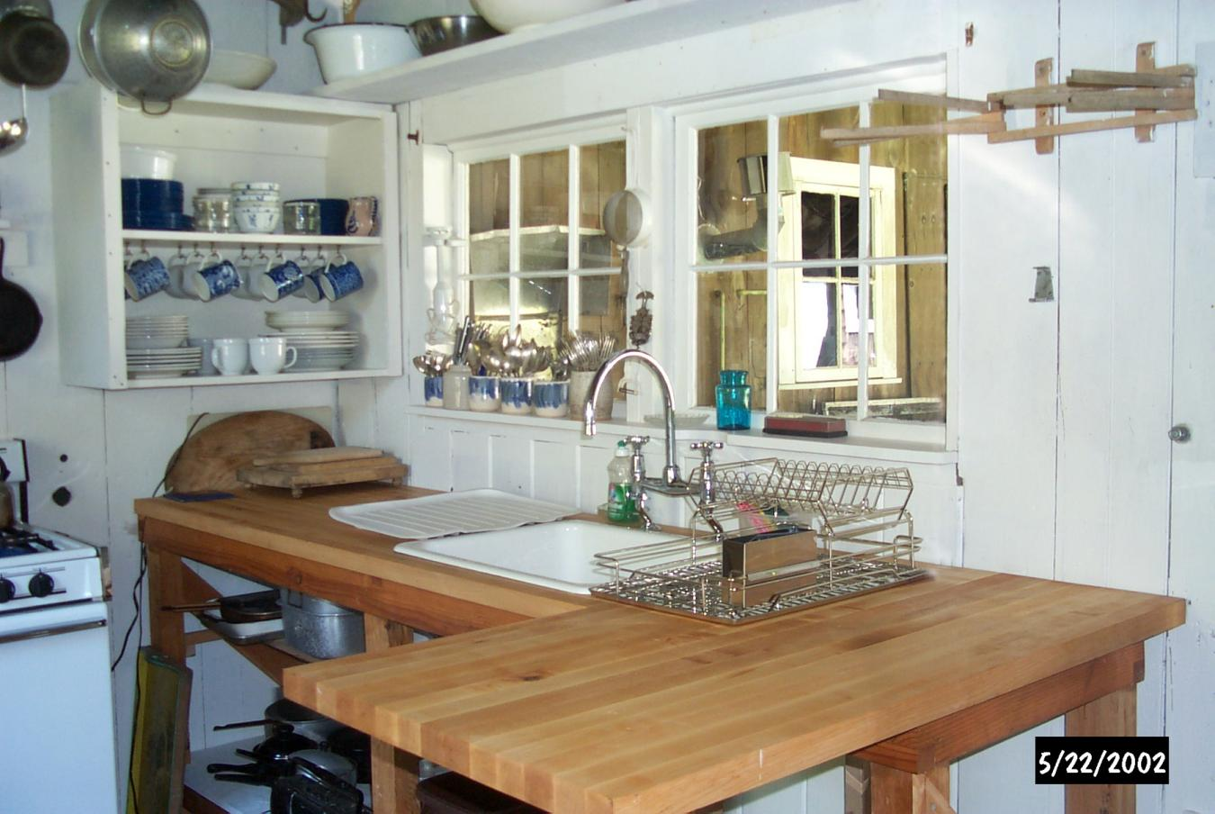 Barn Kitchen Bridgehampton Compound